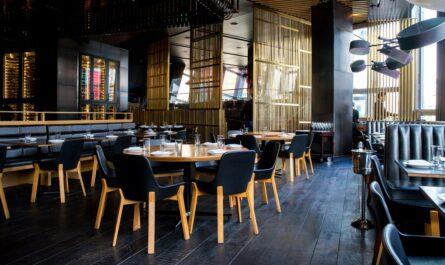 Luxusní restaurace, kde se Vám dostane nadstandardních služeb.