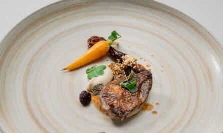 Jídlo, které získalo slavné Michelinské hvězdy.