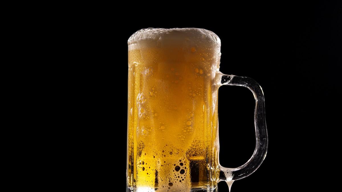 Výběrový zlatý mok patří mezi nejlepší piva světa.